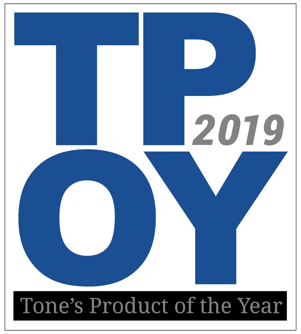 Tone Audio 2019 Accessory of the Year Award Winner!