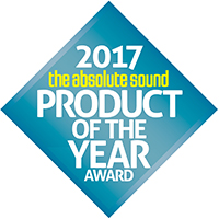 The Absolute Sound Product of the Year 2017